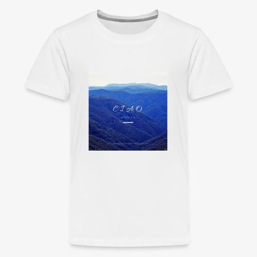 CIAO - Teenager Premium T-Shirt