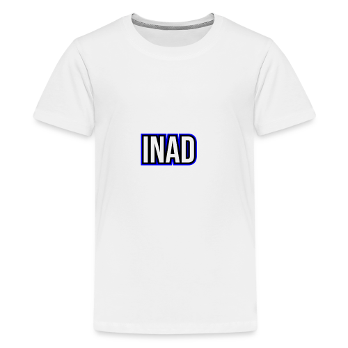 inad - Teenager Premium T-shirt