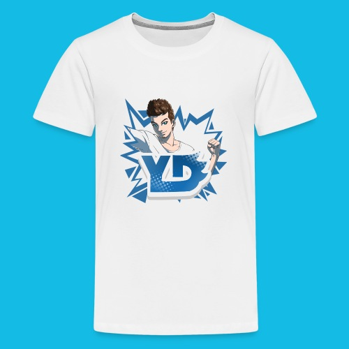 Avatar + Logo - Teenager Premium T-Shirt