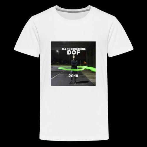 DOF #1 - Teenage Premium T-Shirt