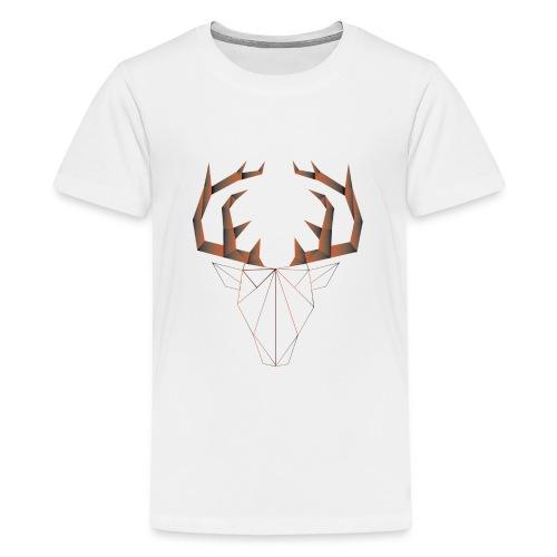LOW ANIMALS POLY - T-shirt Premium Ado