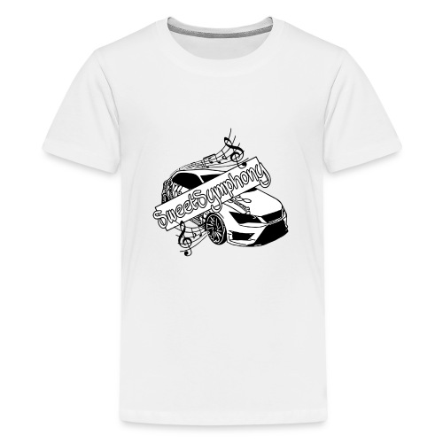 SweetSymphony - Teenager Premium T-Shirt