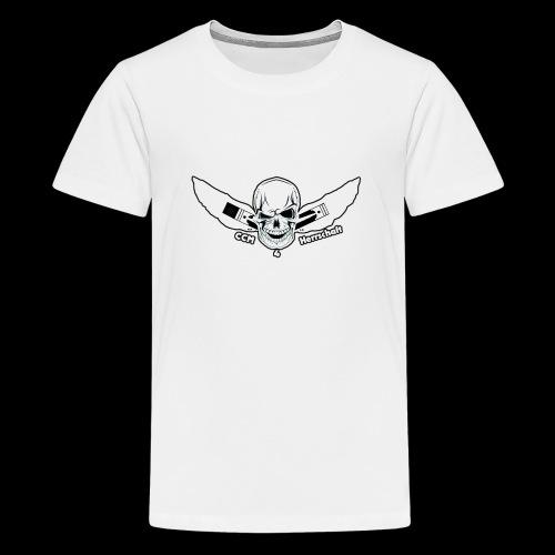 Ccm4Herrschaft - Teenager Premium T-Shirt