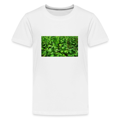 Weed products - Teenage Premium T-Shirt