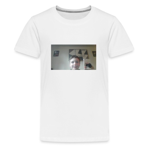 morgan phone merch - Teenage Premium T-Shirt