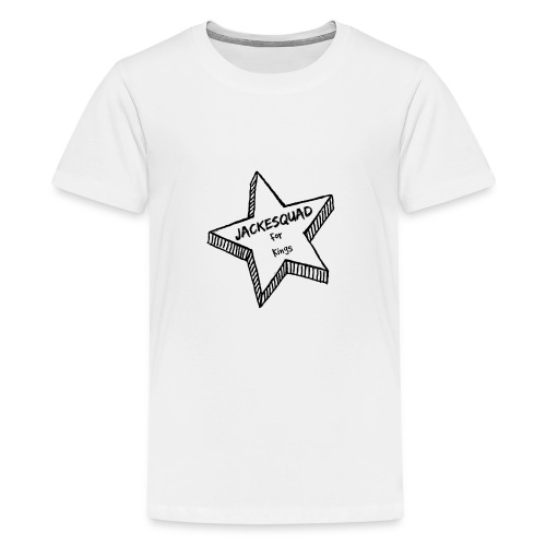 JACKESQUAD - Premium-T-shirt tonåring