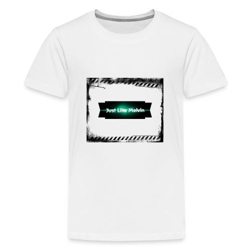 JustLikeMelvin - Teenager Premium T-shirt
