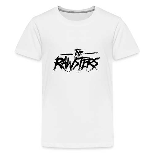 The Rawsters Logo - T-shirt Premium Ado
