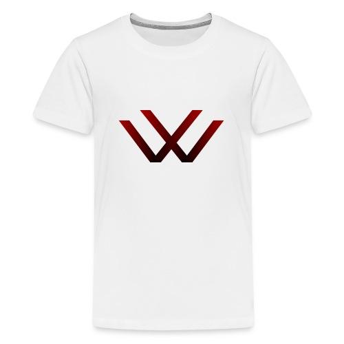 English walaker design - Teenage Premium T-Shirt