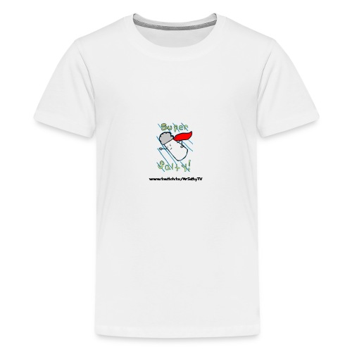SuperSalty - Teenager Premium T-Shirt