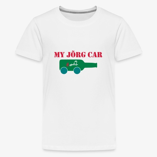 MY JÖRG CAR (Mallorca) #me2 - Teenager Premium T-Shirt