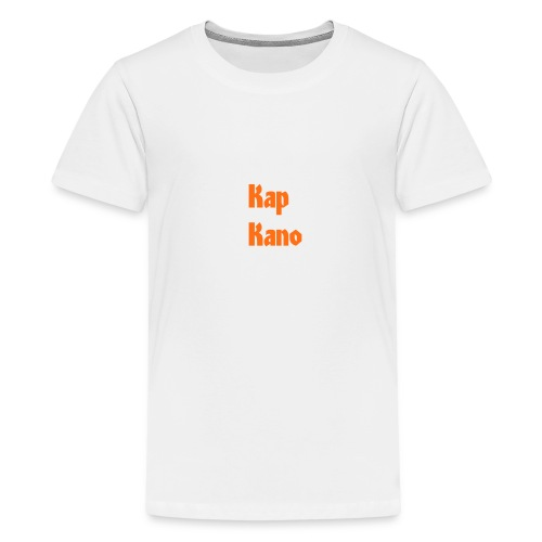 KapKano - Teenager Premium T-Shirt