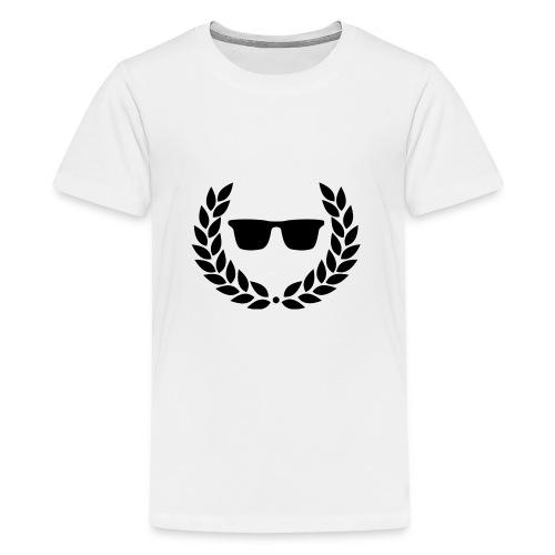 colección laurel - Camiseta premium adolescente