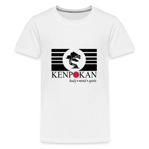 Kenpokan Hannover - Teenager Premium T-Shirt