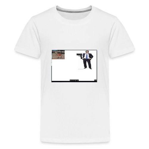 NohaBoi Exposed - Teenager premium T-shirt