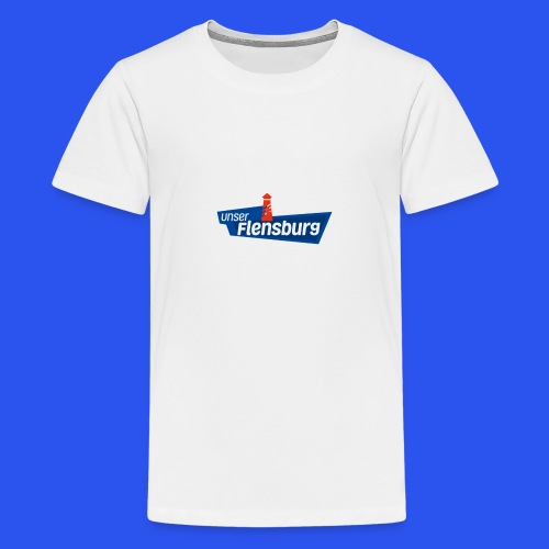 Unser Flensburg - Teenager Premium T-Shirt