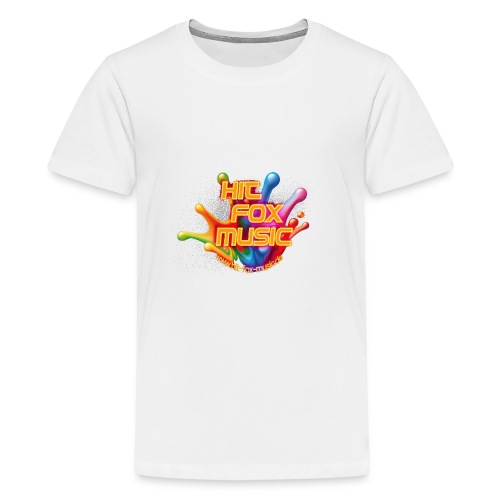 HFM Logo - Teenager Premium T-Shirt