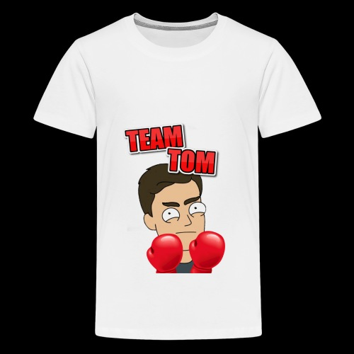 Team Tom - Teenage Premium T-Shirt
