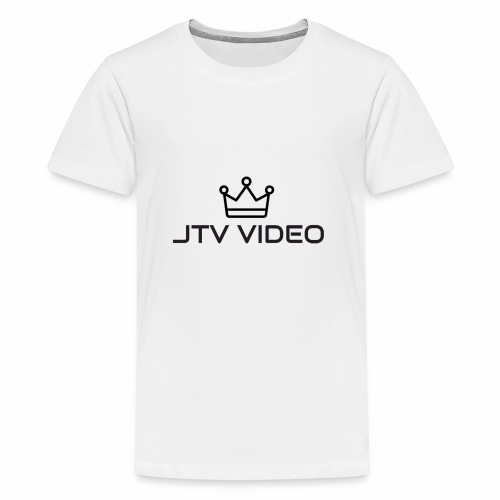 JTV VIDEO - Teenage Premium T-Shirt
