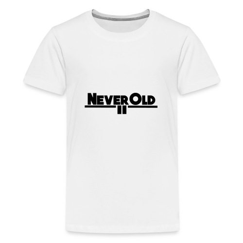 NeverOld Stylish - Premium-T-shirt tonåring