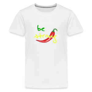 Chilli Collection - Premium T-skjorte for tenåringer