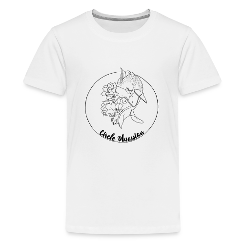 Circle Obsession - T-shirt Premium Ado