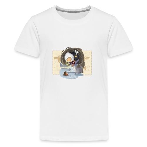 Expédition au grand nord - T-shirt Premium Ado