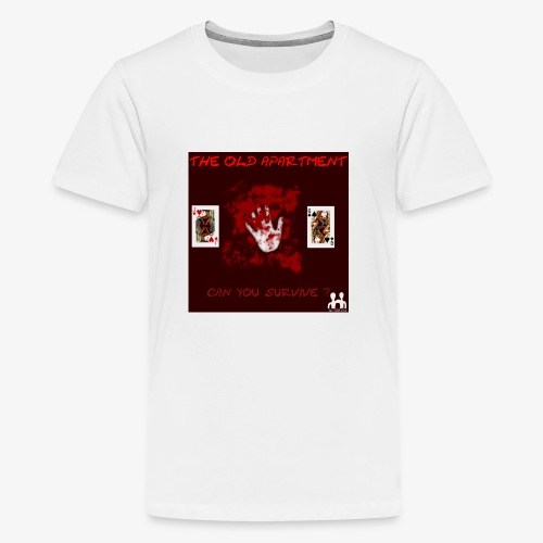 The Old Apartment Can You Survive ? Merch - Teenager Premium T-Shirt