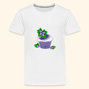Muffin - Teenage Premium T-Shirt