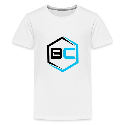 BradCubed 2018 Reboot Merch - Teenage Premium T-Shirt