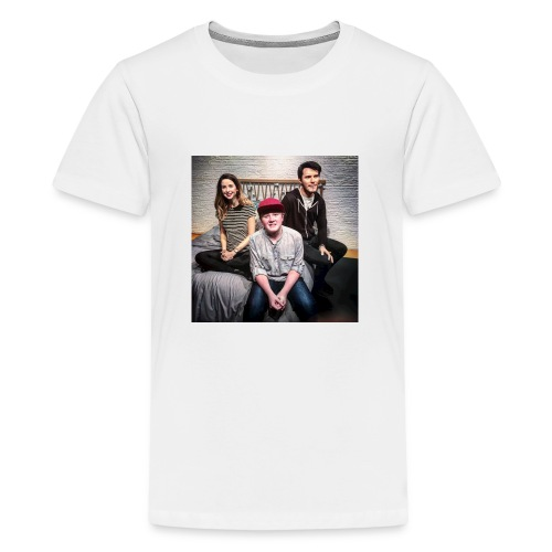 Charlie - Teenage Premium T-Shirt
