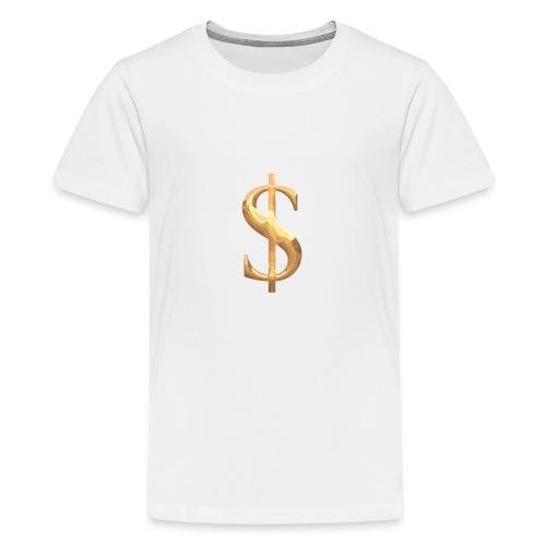 Money - Teenager Premium T-Shirt