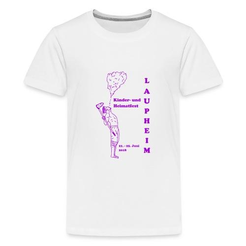 KuH Shirt 2018 - Teenager Premium T-Shirt