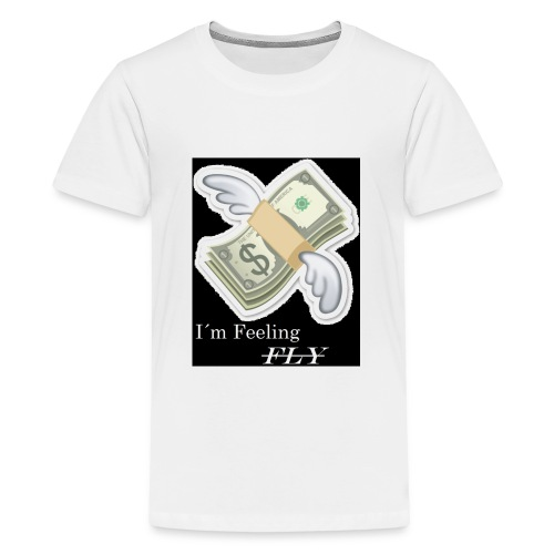 I´m Feeling FLY - Teenager Premium T-Shirt