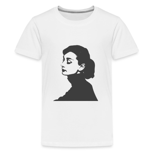 Silhouette - Teenager Premium T-Shirt