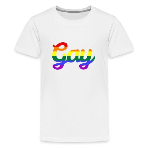 Gay - Teenager Premium T-Shirt