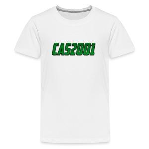 cas2001 - Teenager Premium T-shirt