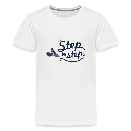 escarpins pailletes - T-shirt Premium Ado