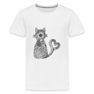 Beautiful Billo - Koszulka młodzieżowa Premium