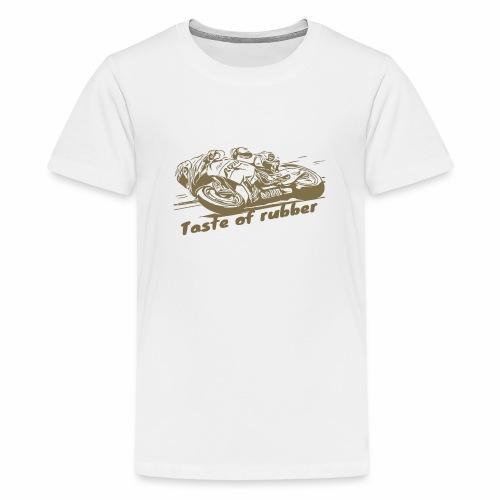 Geschmack von Gummi 2 gold - Teenager Premium T-Shirt