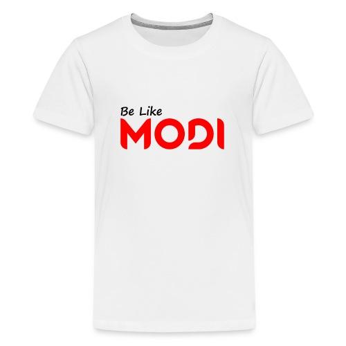 Be Like MoDi - Koszulka młodzieżowa Premium