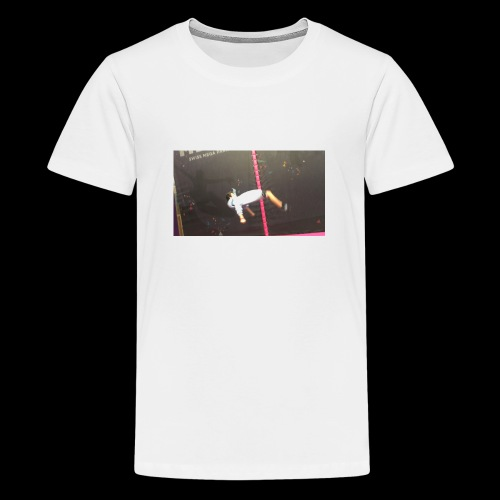 Jump bros Kuschel Tier - Teenager Premium T-Shirt