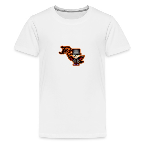Tez Avatar - Teenage Premium T-Shirt