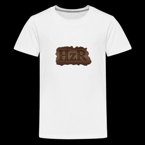 HzR - Teenager Premium T-Shirt