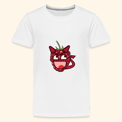 Devil Raspberry - Teenager Premium T-Shirt