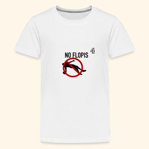 No Flopis - 4 - Camiseta premium adolescente