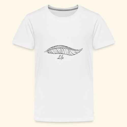 Life-Leben - Teenager Premium T-Shirt