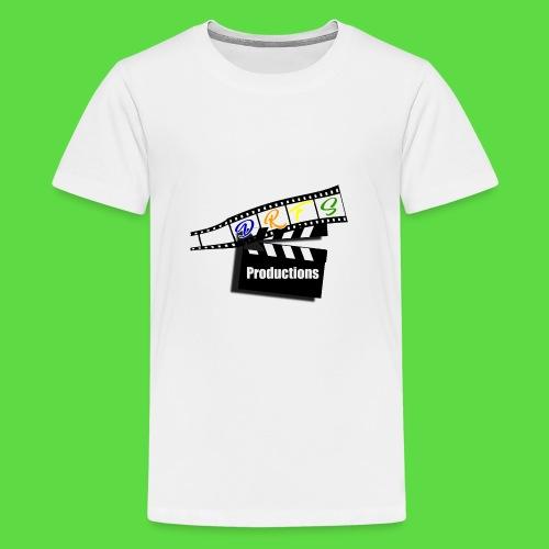 DRFS Productions - Teenager Premium T-shirt