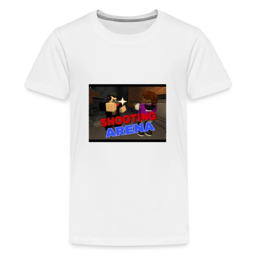 Release on Team HD game on roblox - Teenage Premium T-Shirt