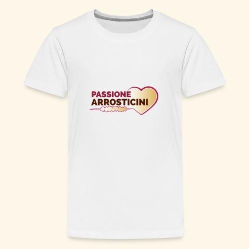 PASSIONE ARROSTICINI - Maglietta Premium per ragazzi